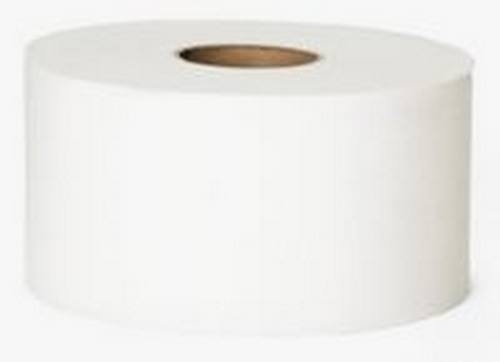 PAPEL HIG MINI JUMBO ADVANCED BRANCO 1FLS 12X240m TORK