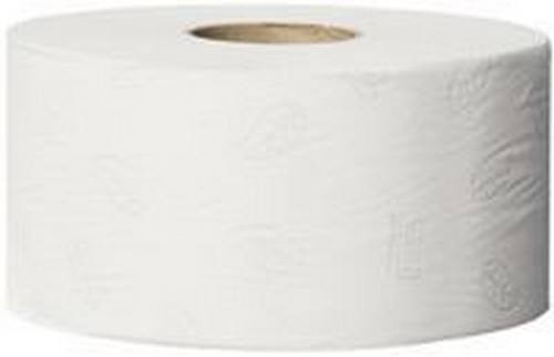 PAPEL HIG MINI JUMBO ADVANCED BRANCO 2FLS 12X170m TORK