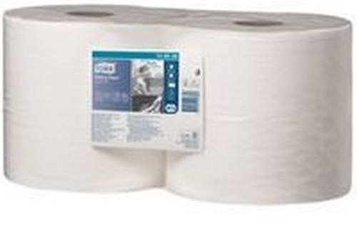 ROLO INDUSTRIAL DE EXTRACÇÃO CENTRAL 1FL BRANCO 340MX23,5CM 1000 SERV TORK