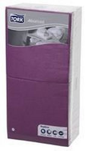 GUARDANAPOS ADVANCED VIOLETA 2FL 40X40CM 8X250 SERV TORK