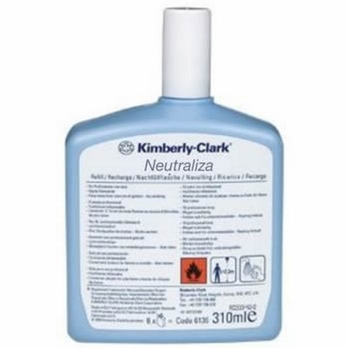 FRAGÂNCIA NEUTRALIZA  8x310ML KIMB