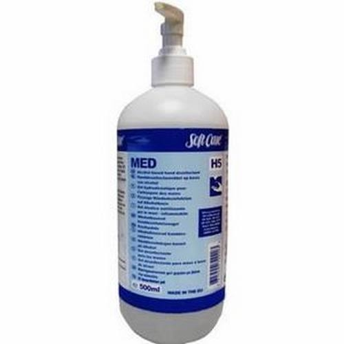SOFT CARE MED H5 500ml