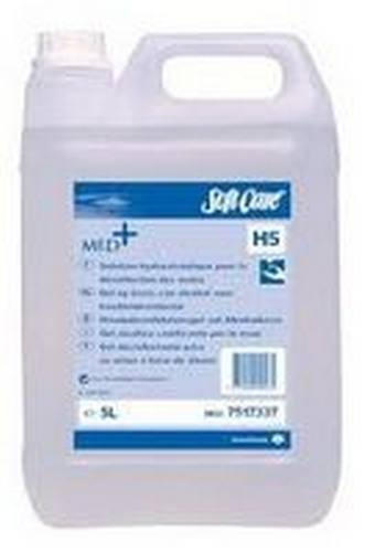 SOFT CARE MED H5 5LT S,P+