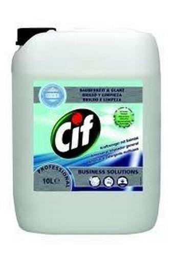 CIF BS AMONIACAL DET. MULTIUSOS 10L